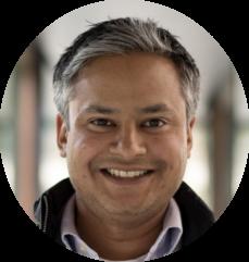 Aseem Gupta headshot