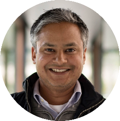picture of board member Aseem Gupta